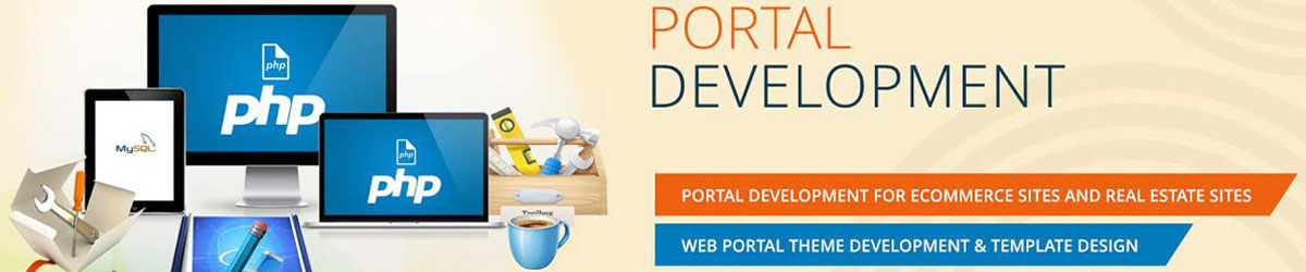 Web Portal Design and Development